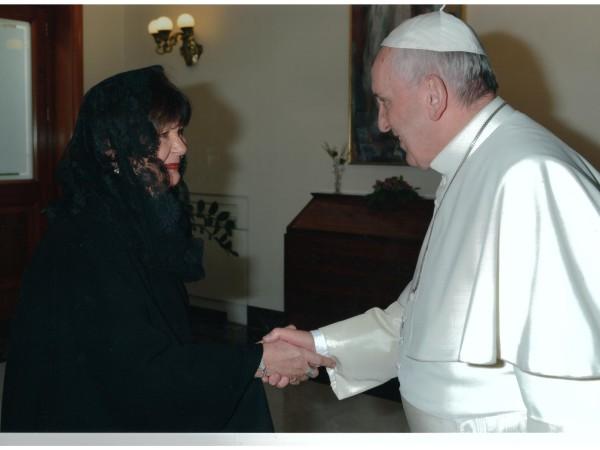 Resi e Papa Francesco